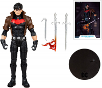 Wholesalers of Dc Multiverse 7in - Red Hood Unmasked toys image 2