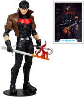 Wholesalers of Dc Multiverse 7in - Red Hood Unmasked toys image 3