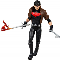 Wholesalers of Dc Multiverse 7in - Red Hood Unmasked toys image 4