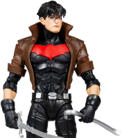 Wholesalers of Dc Multiverse 7in - Red Hood Unmasked toys image 5