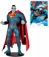 Wholesalers of Dc Multiverse 7in - Superman Bizarro toys image 5