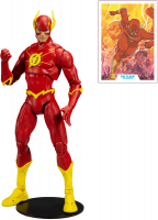 Wholesalers of Dc Multiverse Action - Wv3 - Modern Comic Flash toys image 2
