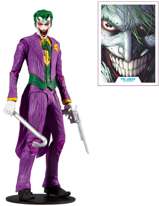Wholesalers of Dc Multiverse Action - Wv3 - Modern Comic Joker toys