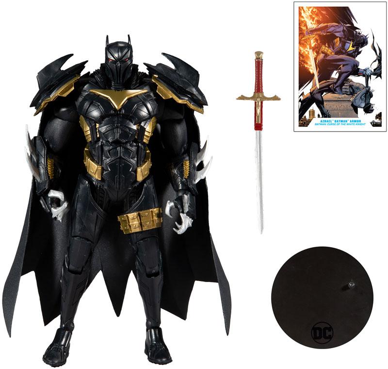 Wholesalers of Dc Multiverse Action - Wv3 - White Knight - Azbat toys
