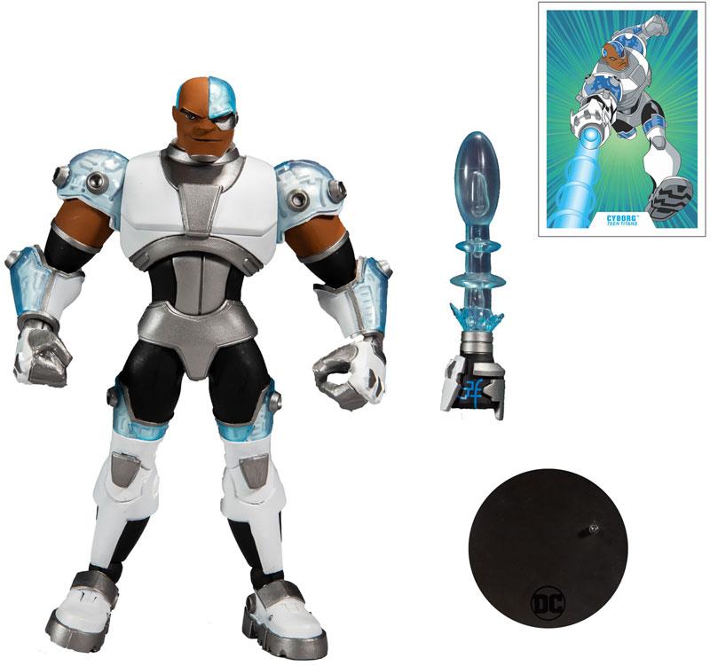 Wholesalers of Dc Multiverse Animated Action - Wv2 - Animated Cyborg toys