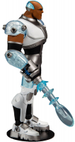 Wholesalers of Dc Multiverse Animated Action - Wv2 - Animated Cyborg toys image 4