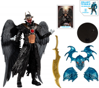 Wholesalers of Dc Multiverse Build-a  Action - Wv2 - Batman Who Laughs toys image