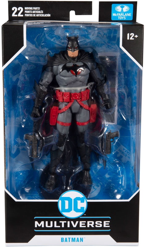 Wholesalers of Dc Multiverse Flashpoint Batman toys