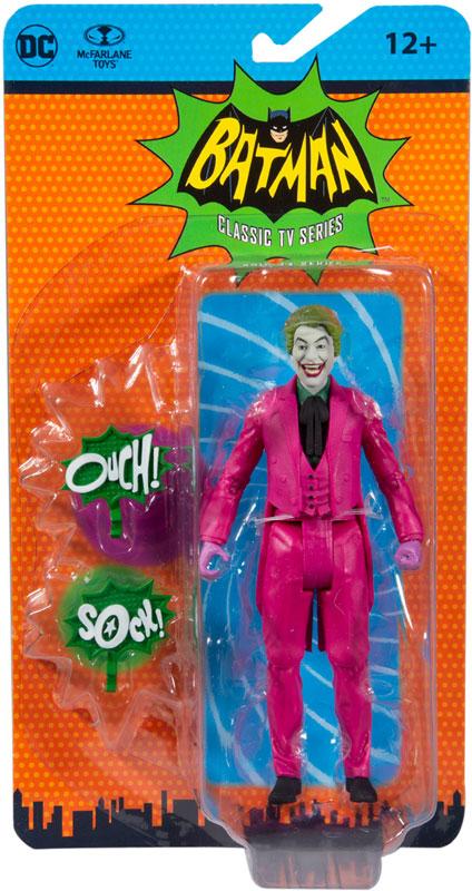 Wholesalers of Dc Retro 6in Wv1 - Batman 66 - The Joker toys