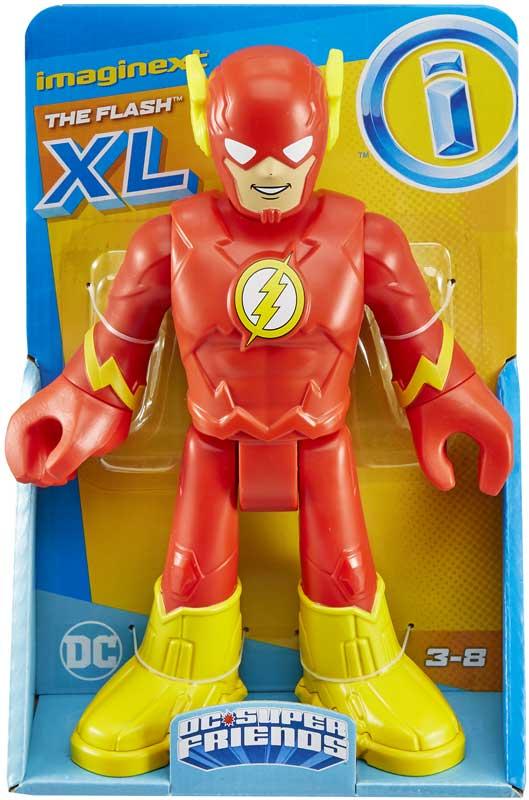 Wholesalers of Dc Super Friends Flash toys