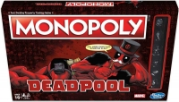Wholesalers of Deadpool Monopoly toys Tmb