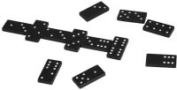 Wholesalers of Deluxe Dominoes toys image 2
