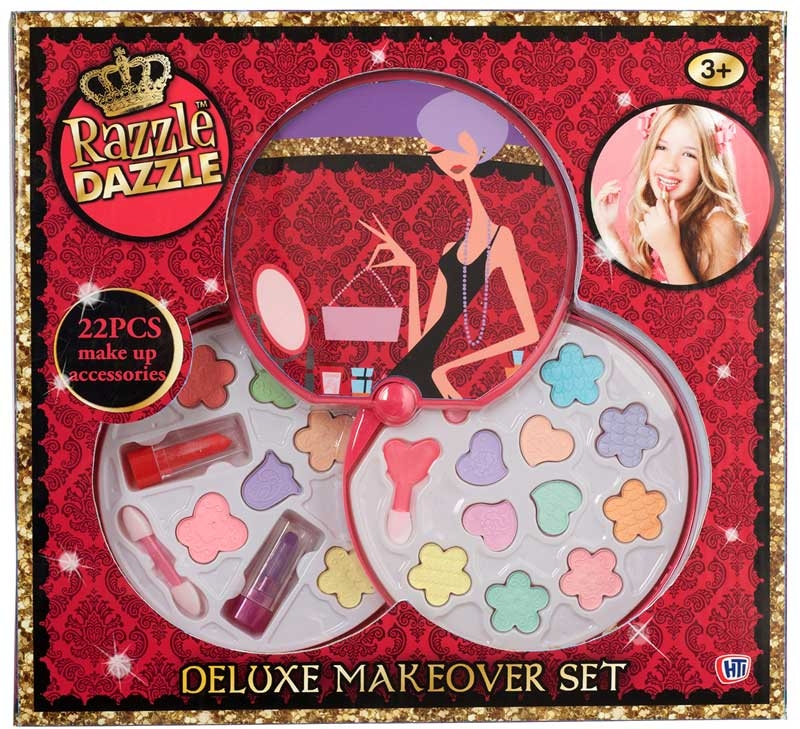 Deluxe Makeover Games