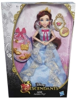 Wholesalers of Descendants Auradon Coronation Doll Asst toys image