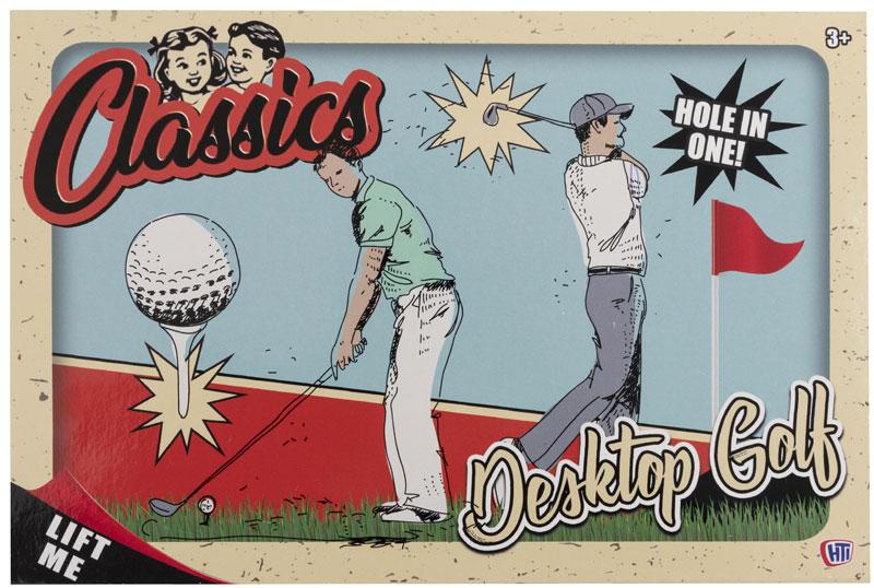Wholesalers of Desktop Golf toys