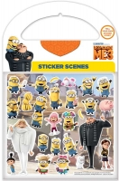 Wholesalers of Despicable Me 3 - Sticker Scene toys image