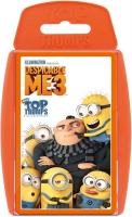 Wholesalers of Top Trumps - Despicable Me 3 toys image