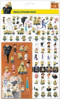 Wholesalers of Despicable Me 3 Mega Sticker Pack toys image