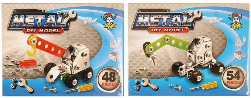 Wholesalers of Digger Diy Metal Kit toys