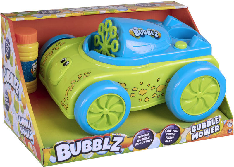 Wholesalers of Dino Bubble Mower toys