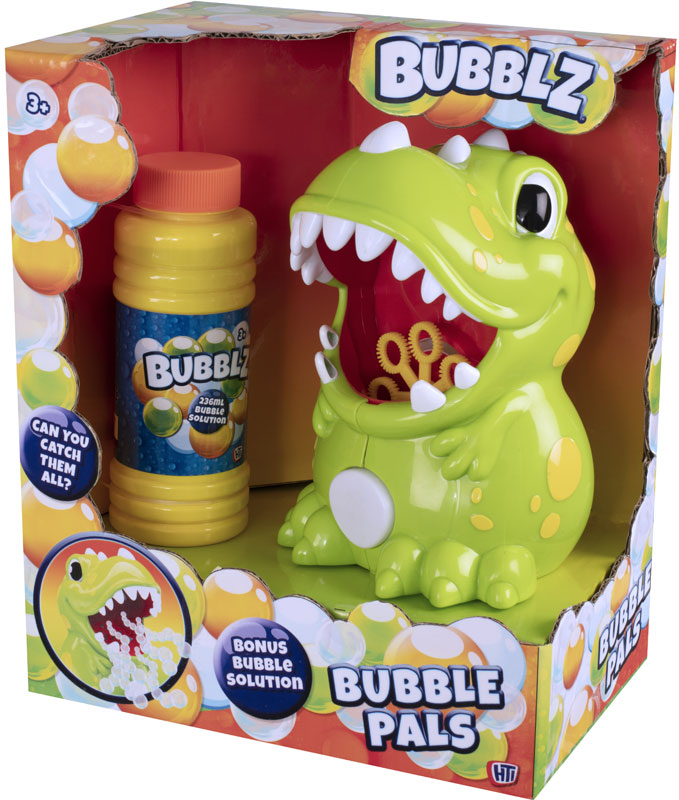 Wholesalers of Dino Bubble Pal toys