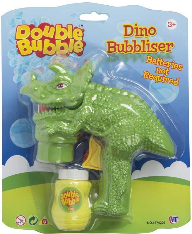 Wholesalers of Dino Bubbliser toys