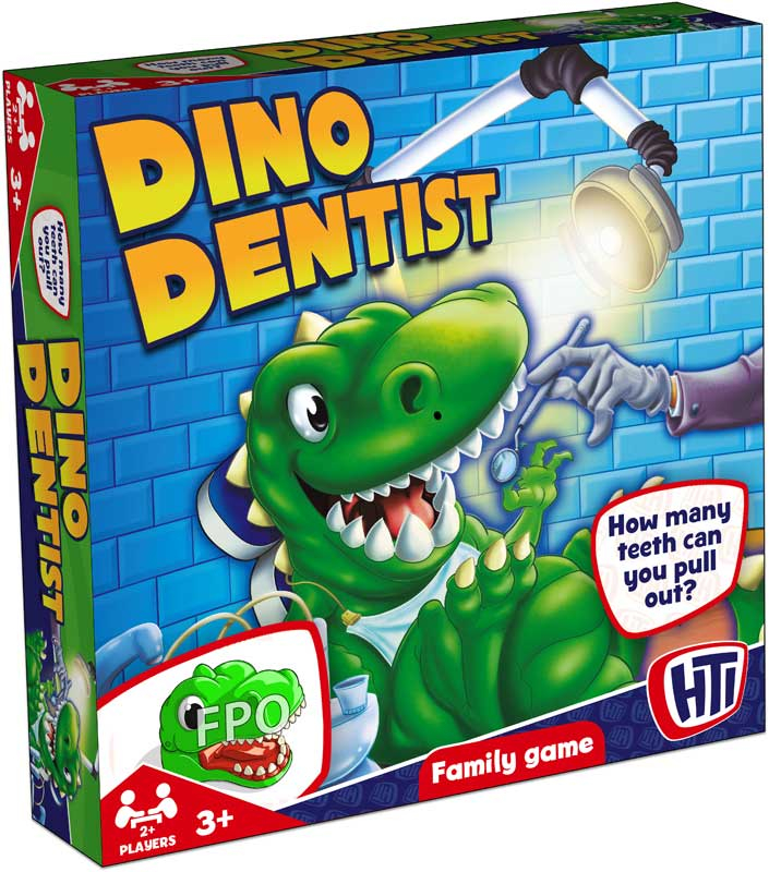 Wholesalers of Dino Dentist toys