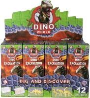 Wholesalers of Dino Excavation toys image