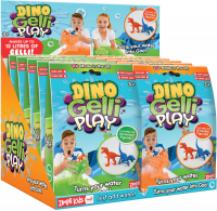 Wholesalers of Dino Gelli Play - 60g toys image