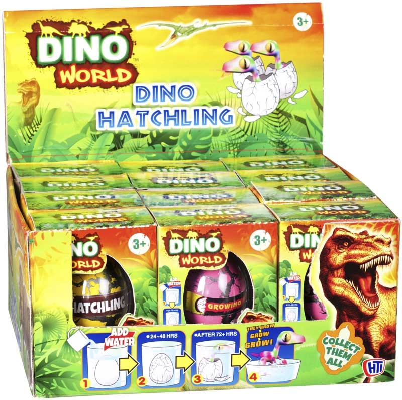 Wholesalers of Dino Hatchling toys