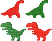 Wholesalers of Dino Sili Pops Assortment toys Tmb