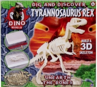 Wholesalers of Dino World Dig And Discovery Kit toys image