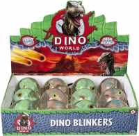 Wholesalers of Dino World Dino Blinkers toys image