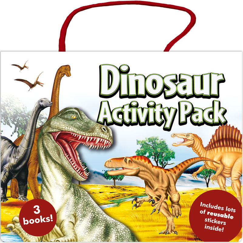Wholesalers of Dinosaur Activity Pack toys