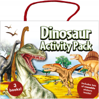 Wholesalers of Dinosaur Activity Pack toys image