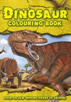 Wholesalers of Dinosaur Colouring Book toys image
