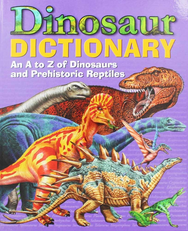 Dinosaur Dictionary Wholesale