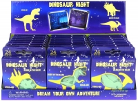 Wholesalers of Dinosaur Glow In The Dark 5-6.5cm toys image