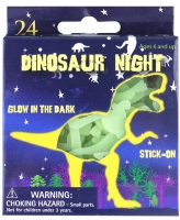 Wholesalers of Dinosaur Glow In The Dark 5-6.5cm toys image 2