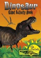 Wholesalers of Dinosaur Jumbo Activity Book toys image