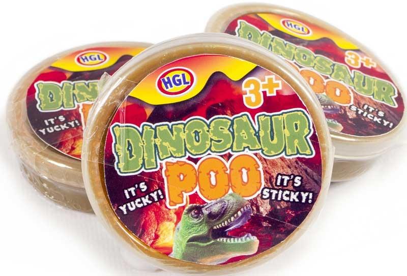 Wholesalers of Dinosaur Poo toys