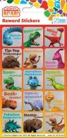 Wholesalers of Dinosaur Roar Reward Stickers toys image