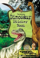 Wholesalers of Dinosaur Sticker Book toys image