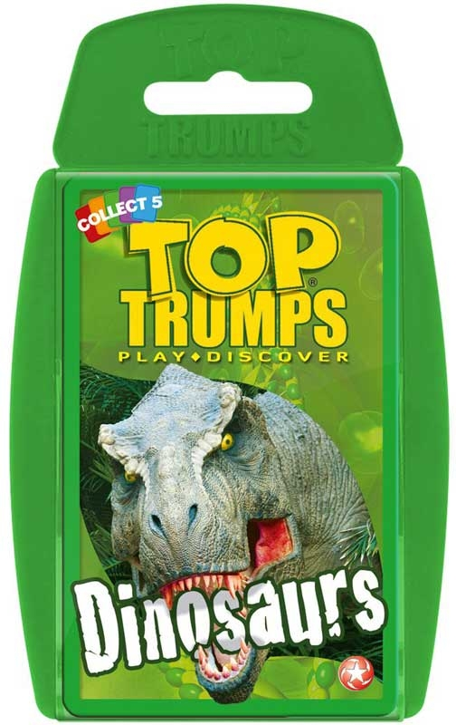 Wholesalers of Top Trumps - Dinosaurs toys