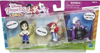 Wholesalers of Disney Princess Comics 3 Pack Asst toys image