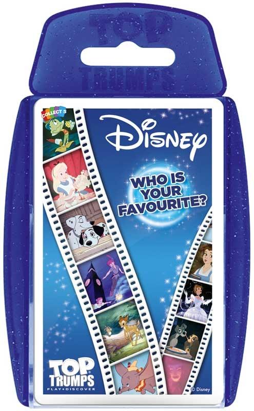 Wholesalers of Top Trumps - Disney Classics toys