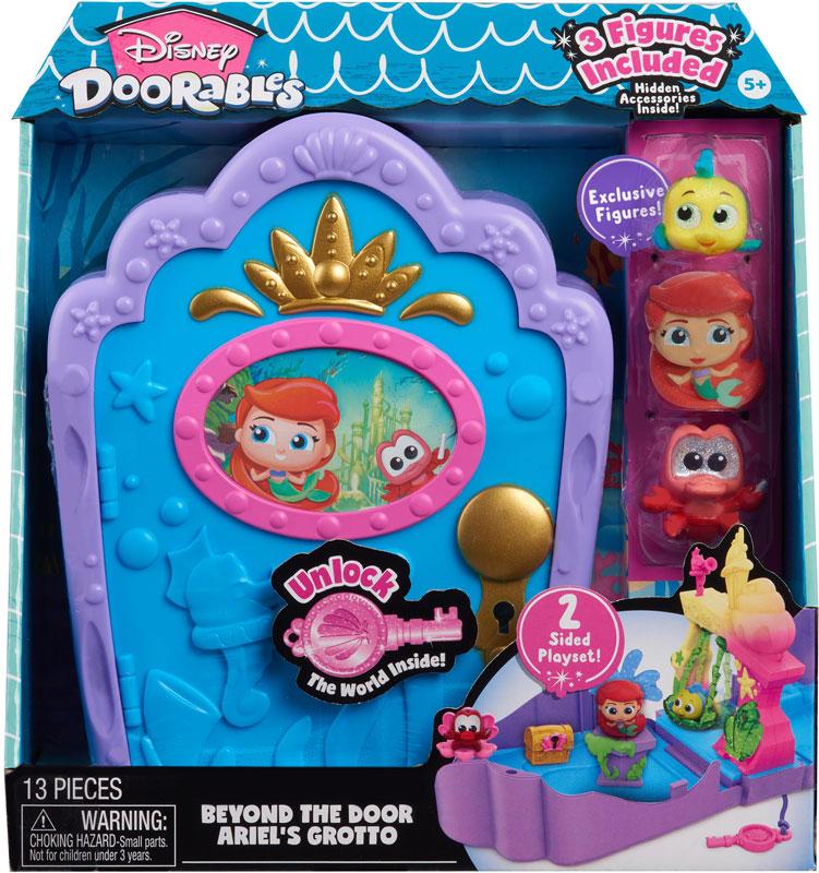 Wholesalers of Disney Doorables Beyond The Door Ariel Playset toys