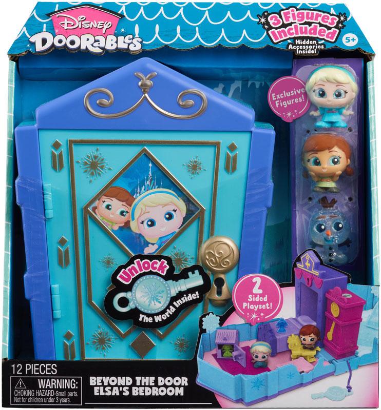 Wholesalers of Disney Doorables Beyond The Door Frozen Playset toys