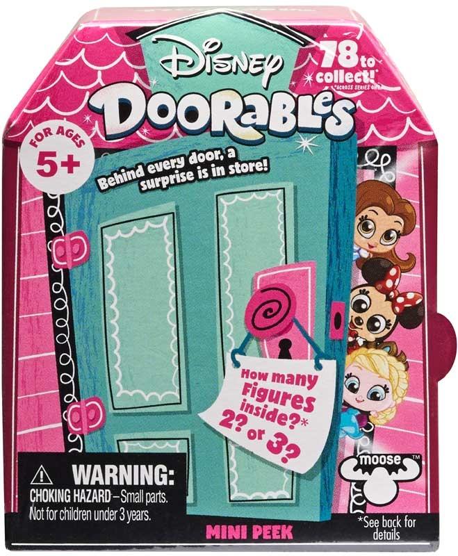 Wholesalers of Disney Doorables Blind Packs toys