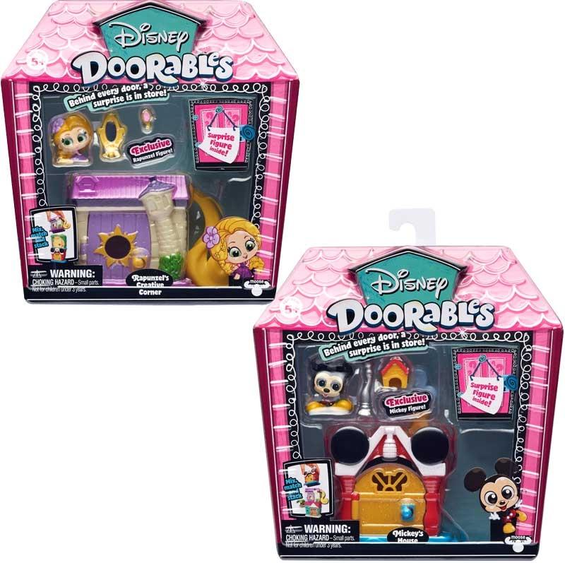 Wholesalers of Disney Doorables Micro Display Playset toys